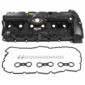 Engine Valve Cover W Gasket For Bmw E70 E82 E90 E91 128i 328i 528i 11127552281