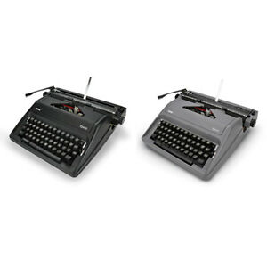 Royal Epoch Portable Manual Typewriter choose Color