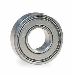 Ntn Cartridge Ball Bearing Double Shielded Bearing Type 20mm Bore Dia 52mm