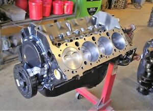 Chevy 383 Stroker Short Block Engine Motor