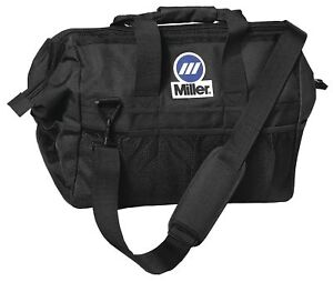 Miller Electric Polyester Tool Bag 22 Width Number Of Pockets 22 Black