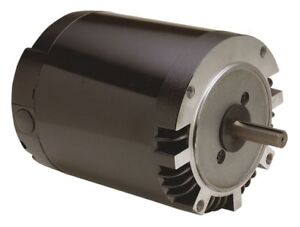 Century 1 8 Hp Direct Drive Blower Motor Split phase 1140 Nameplate Rpm 115