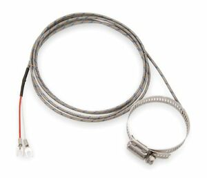 Tempco Pipe Clamp Thermocouple Thermocouple Type K Temp Limit deg F 900