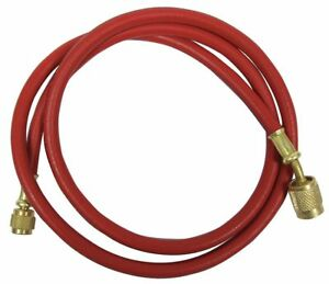 Imperial High Side Hose 60 In Red 905 mrr