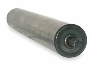 Ashland Conveyor Steel Replacement Roller 1 9in Dia 39bf Kd39