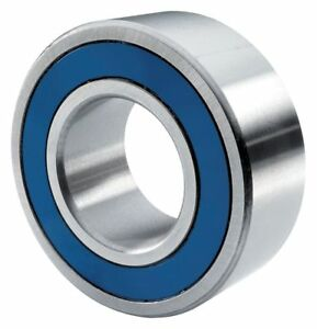 Bl Radial Ball Bearing Double Sealed Bearing Type 30mm Bore Dia 62mm Outside