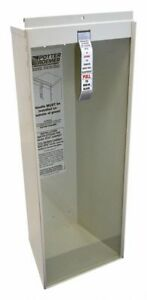 Econ 9752ic Fire Extinguisher Cabinet 24 In H White