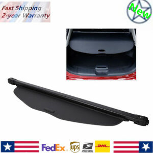 For 14 18 Nissan Rogue Sv sl Retractable Trunk Cargo Rear Cover Security Shield