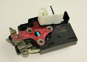 Gm Buick Pontiac Trunk Back Door Tail Lift Gate Power Lock Latch Actuator Oem