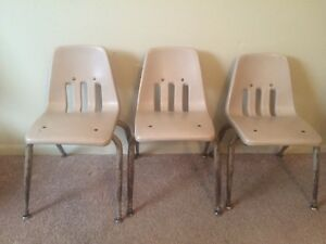 Vintage Virco School Chair