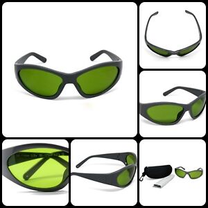 Physician Medical Technician Wavelength Laser Safety Protective Glasses Goggles