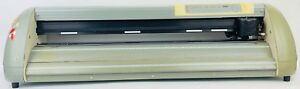 Vinyl Express Plotter Cutter Bn 60 Working