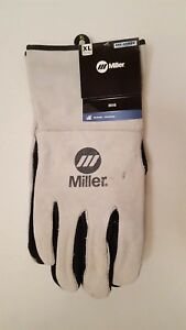 Miller Mig Gloves Xl Arc Armor Welding