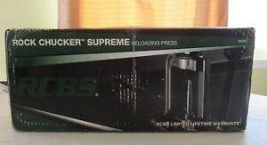 Rock Chucker Supreme Reloading Press (Press Only)