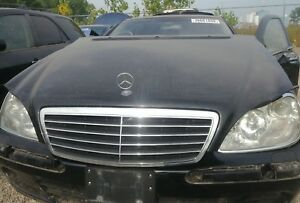 2003 2006 Mercedes W220 S55 S600 S500 S430 S65 Hood Panel Cover As