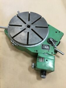 Rotary Table 12 Inch Unknown Make