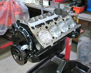 Chevy 383 Stroker Short Block Engine Motor With Roller Cam And Lifters