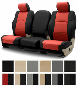 Leatherette Coverking Custom Seat Covers For Toyota Tacoma