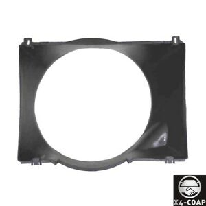New For Ford F Super Duty f 150 f 250 bronco f 350 Front Radiator Fan Fo3110112