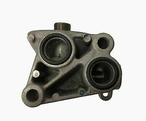 Oem Oil Filter Adapter Housing Without Oil Cooler Cadillac 4 6l 4 0l