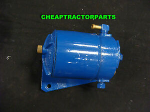 600 601 800 861 801 900 901 2000 4000 Ford Tractor Diesel Fuel Filter Assembly
