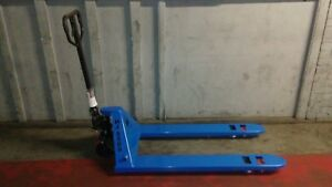 New 5500 Lb Capacity Manual Pallet Jacks 27 X 48