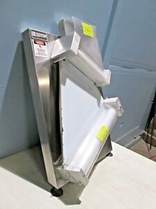 doyon Dl18 Dp Commercial H d Counter Top Dbl Pass Thru Dough Roller sheeter