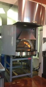Earthstone Gas wood Combo Pizza Oven 130 pagw