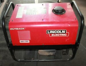 Lincoln Electric Outback 145 Welder generator K2707 2 Gas e16204 1 Jooo
