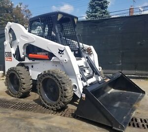Bobcat S300 Skid Steer Loader Orops Turbo In Nyc