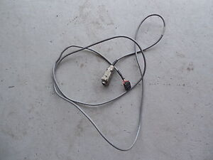 Hp Agilent Hp 5890 6890 Gc 5971 5972 5973 Msd Remote Start Cable 35900 60700