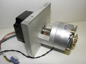 Lin Engineering Nema 23 Stepper Motor Us Digital Encoder Deltran Brake