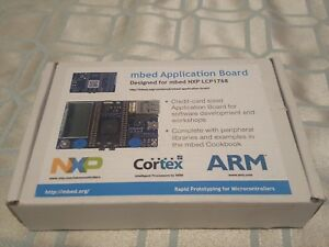Nxp Lpc1768 Mbed Board Rapid Prototyping For Microcontrolers
