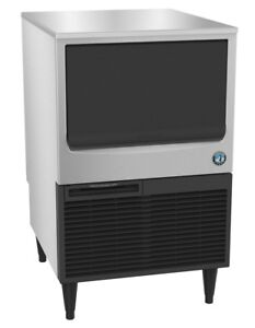 Hoshizaki Km 115baj Ice Maker Air cooled Self Contained Built In Storage Bin