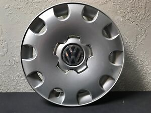 Vw Volkswagen Golf 15 Oem Wheel Cover Hub Cap 1c0 601 147 L 03 04 05 06 07