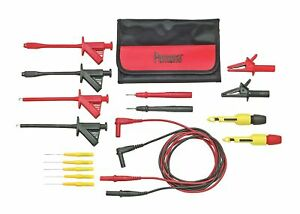 Pomona Automotive Test Lead Kit For Use With Multimeters 6530a