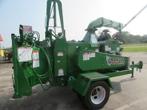 2002 Bandit 1890xp hd Chipper