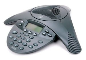 Cisco 7936 Ip Conference Station Phone W power Ip Conference Phone Broken Body