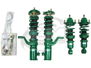 Tein Flex Z 16 Ways Adjustable Coilovers For 01 05 Civic Si Made In Japan
