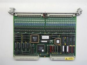 Vmic Vmivme 1182 64 Channel Isolated Digital Input Board