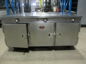 Fwe Hlc 12d 3h Heated Hot Food Holding Base Cabinet Equipment Stand 4