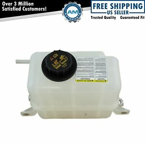 Coolant Recovery Tank Radiator Overflow Bottle For Ford F250 F350 Pickup Truck