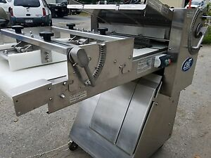 Lvo Sm24 Dough Sheeter Moulder Roller Very Nice