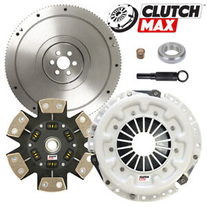 Cm Stage 3 Clutch Kit Hd Flywheel Fits 83 96 Nissan 720 D21 Pickup 2 0l 2 4l