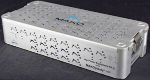Mako Surgical Makoplasty Hip Surgery replacement Power Equipment Kit Case Only