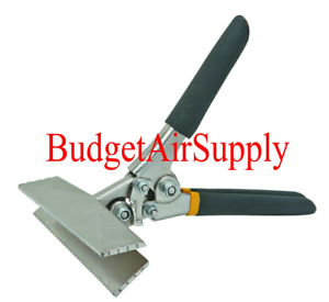 6 Hand Seamer Sheet Metal Edger Bender Crimper Hvac Metal Working Ap