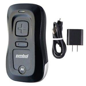 Motorola Symbol Cs3070 Bluetooth Wireless Usb Barcode Scanner W Charger