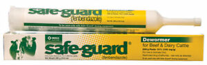 290 G Safe guard Dewormer For Beef And Dairy Cattle