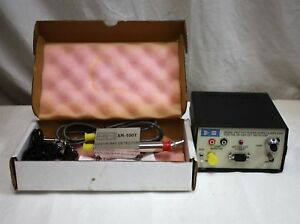Amptek Xr 100t Cdte Gamma X Ray Detector W Px2t czt Power Supply Amp May Be New