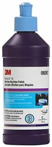 3m Perfect it Ex Ultrafine Machine Polish 8 Oz 3m 6097